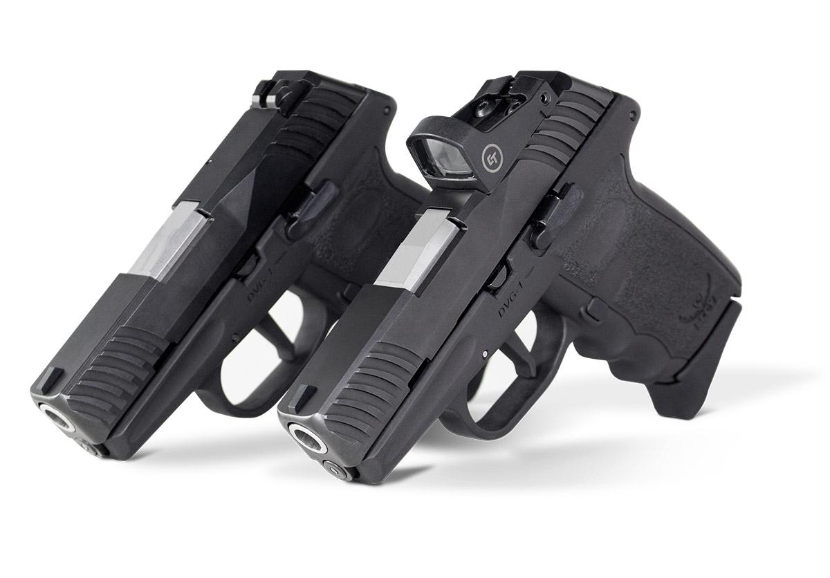 SCCY DVG-1 striker fired 9mm pistol