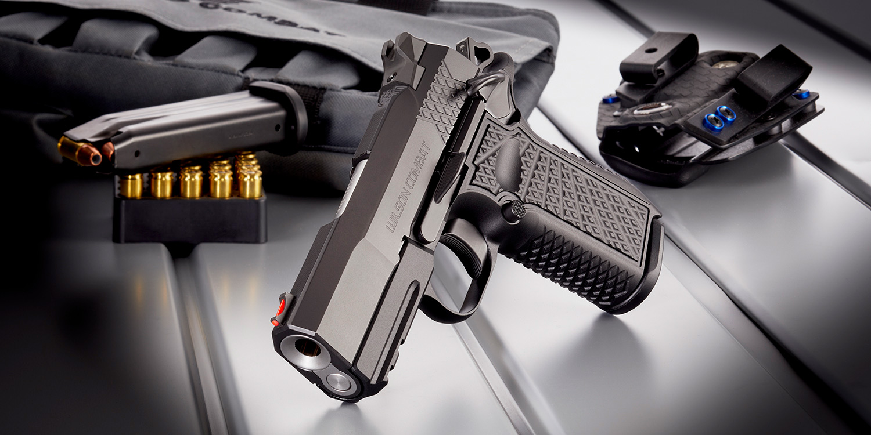Wilson Combat SFX9 solid frame pistol