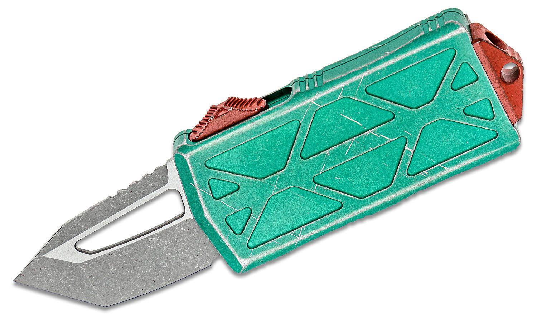 Microtech Bounty Hunter Exocet OTF Knife