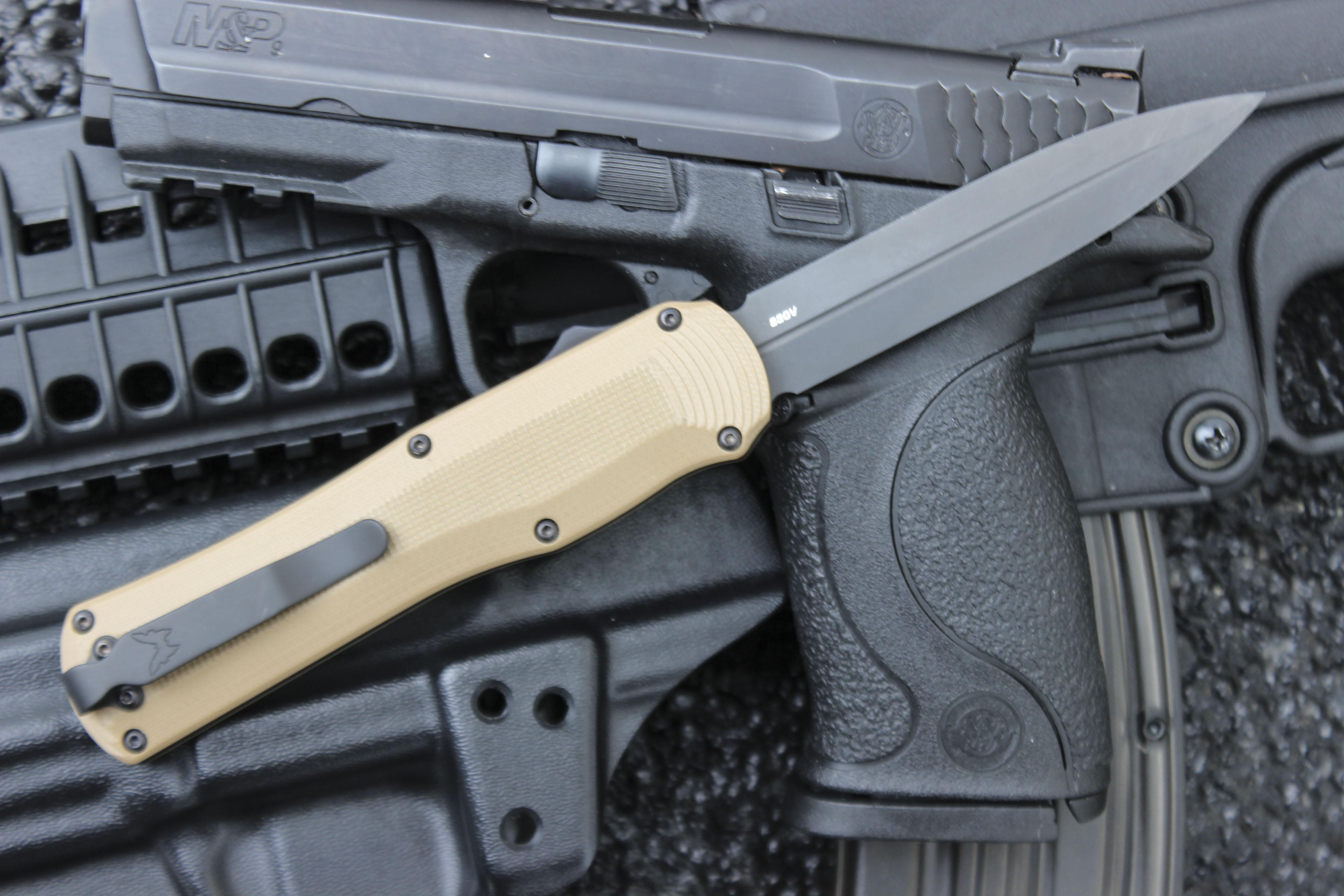 Benchmade Autocrat OTF EDC knife